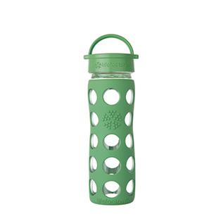 LIFEFACTORY グラスボトル クラシックキャップ 475ml