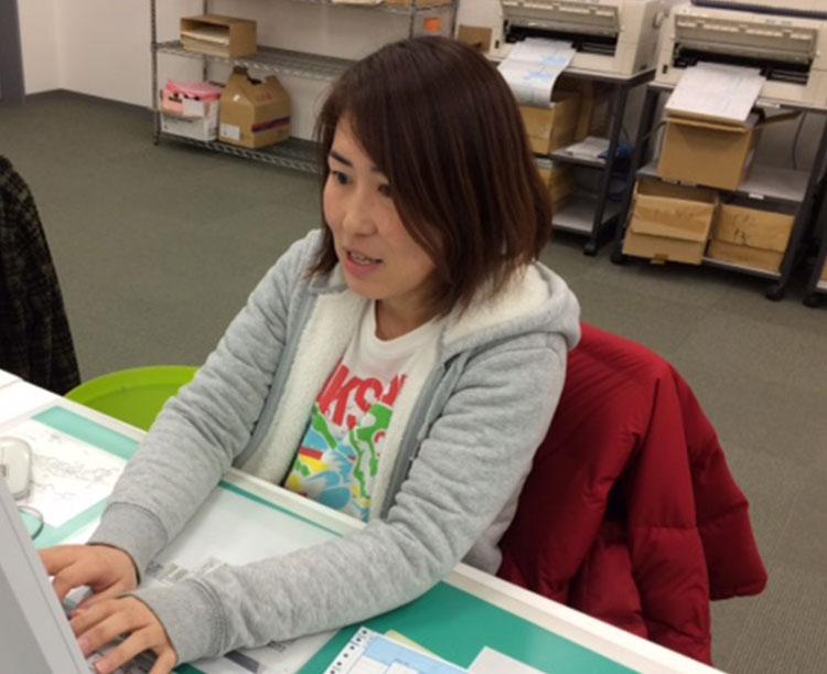 吉原 由樹子(ヨシハラ ユキコ)の写真