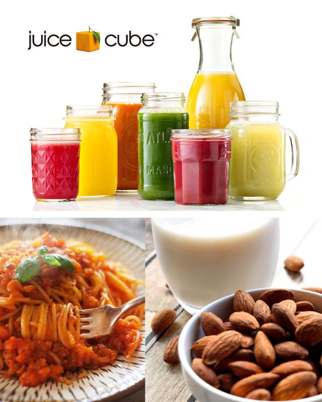 Omega Juice cube 300