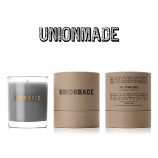 BAXTER × UNIONMADE  KML CANDLE(日本未発売)